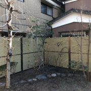植木屋 お庭 空き家 お手入れ 剪定 伐採 除草 作業後 さいたま市 春日部市