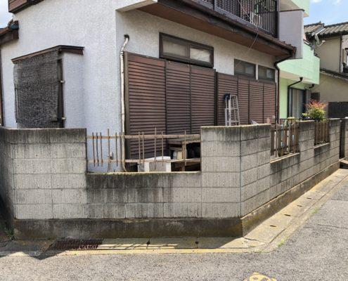 庭木伐採 植栽伐採 埼玉県春日部市 さいたま市 業者 金子造園